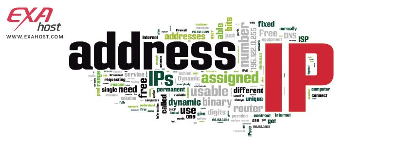 ما هو رقم الاي بي - IP وماهي أهميتة واستخدماته ولماذا تشتري رقم أي بي خاص بسيرفرك