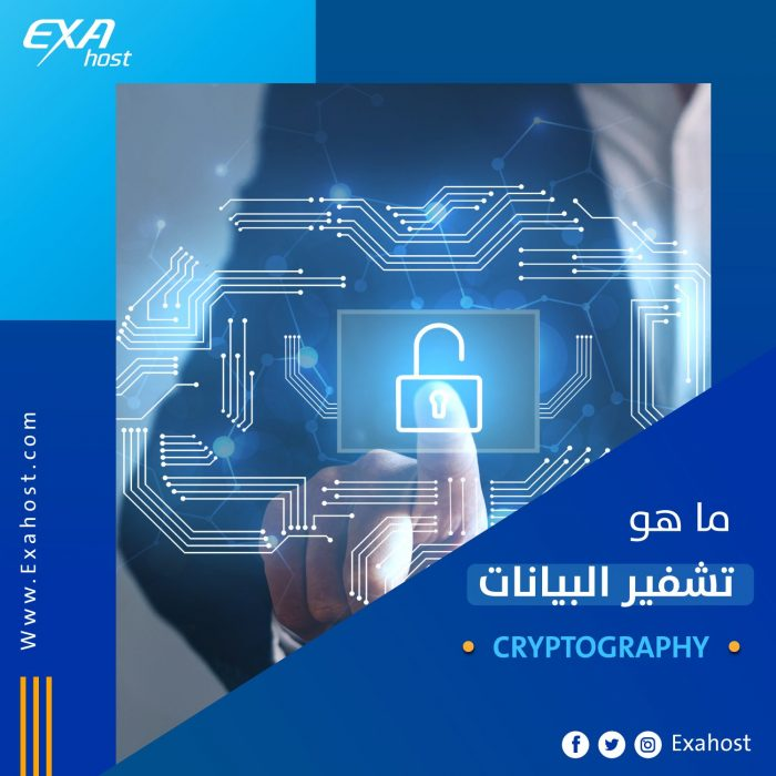 ما هو المقصود بتشفير البيانات أو ما هو علم التشفير